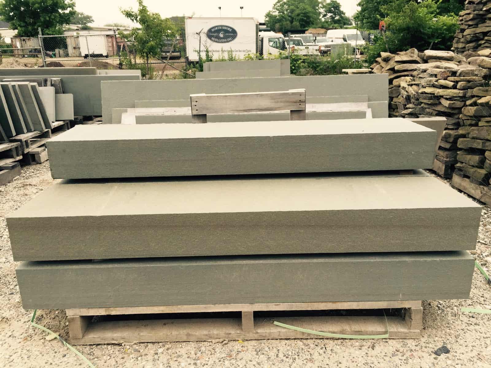 Bluestone Steps | Jos M  Troffa Materials Corporation